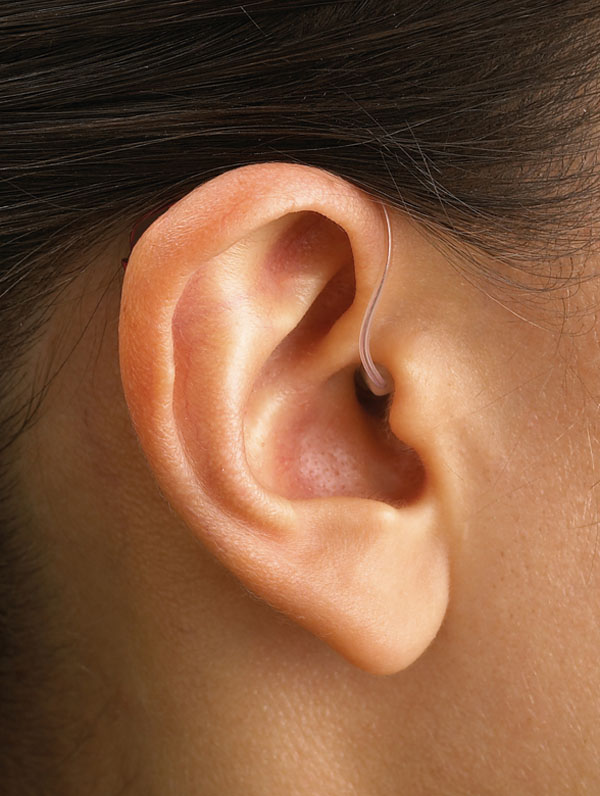 How to put in hearing aids